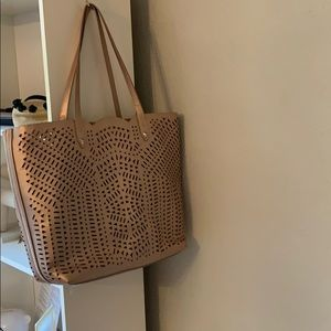 New Stella & Dot Marseilles Tote- Rose Gold